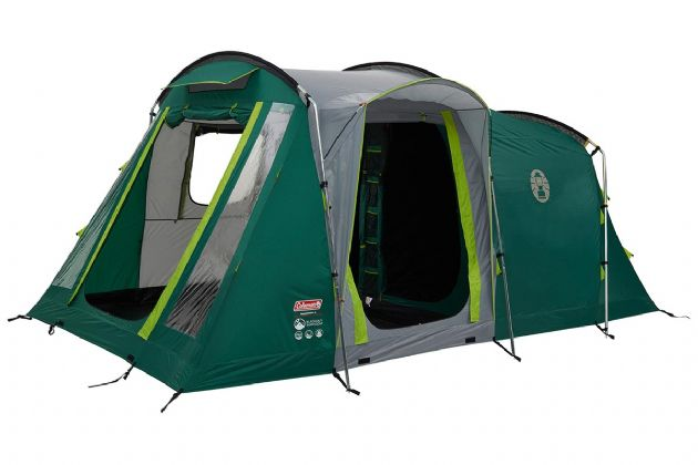 Coleman MacKenzie 4 BlackOut Bedroom Family Camping Tent, Sale - Grasshopper Leisure